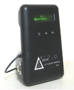 Dylos DC 1100 Pro Air Monitor with PC Interface