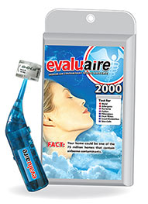 Evaluaire 2000 Home Air Test Kit