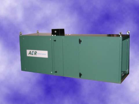 Aer Hm Horizontal Media Filtration System