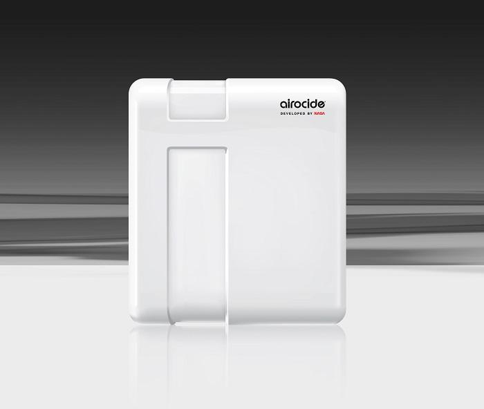 Airocide Gcs 25 Filterless Industrial Air Purifier System