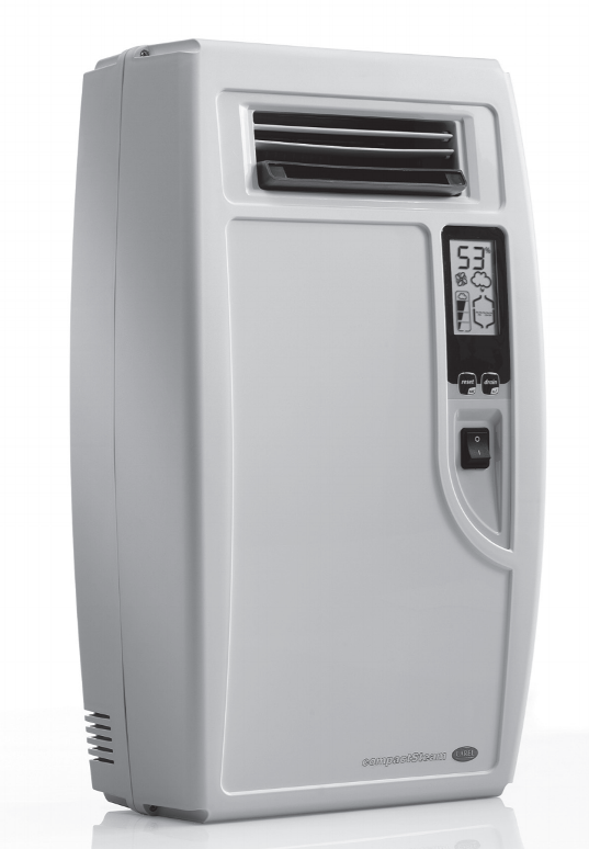 Carel Compactsteam Wall Mount Room Humidification System