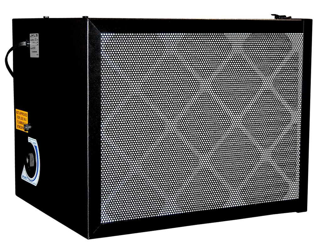 Electrocorp 9975 Smoke Portable Air Cleaner