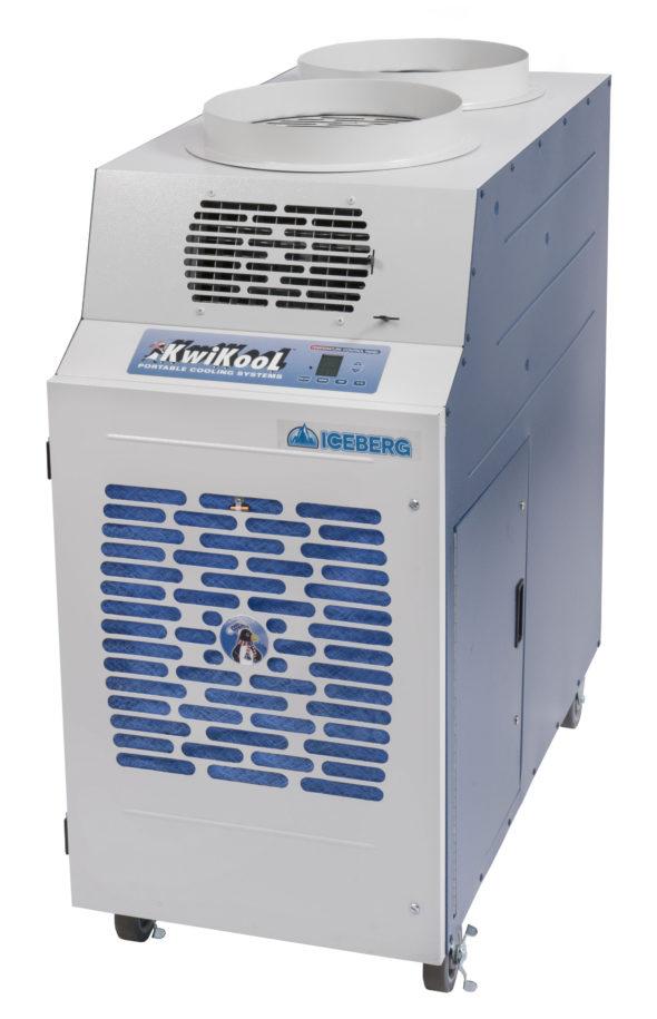 Industrial Air Conditioner : Kwikool iceberg ton portable air conditioner