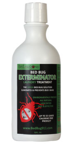 Bed Bug 911 Laundry Additive 32 oz