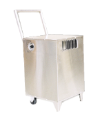 Electrocorp 6000 Stainless Portable Work Site Air Cleaner