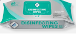 Wipes Plus Equipment Disinfectant Surface Wipes (Case 12-80 ct.)