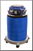 Industrial UV Air Cleaners with Filters