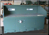 AER APB-48102 4X8 10 HP Powered Bench Downdraft Table