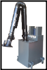 AER Portable Dust Collector with Arm