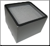 BOFA AD 180, 400 VL Replacement Combined HEPA Carbon Filter