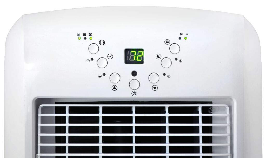 Garage Cooling Fans >> NewAir AC-10100E Portable Air Conditioner