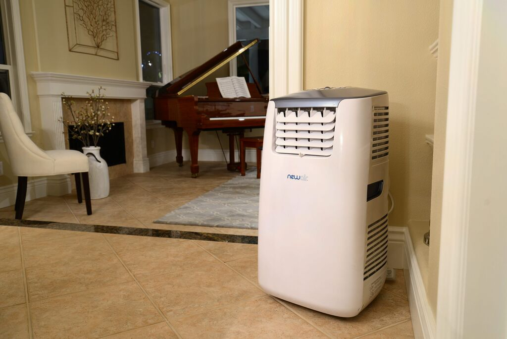 Newair Ac 14100h Portable Air Conditioner And Heater